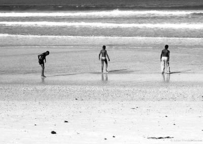 BOYS  ON  THE  SOUTH  AFRICAN  BEACH