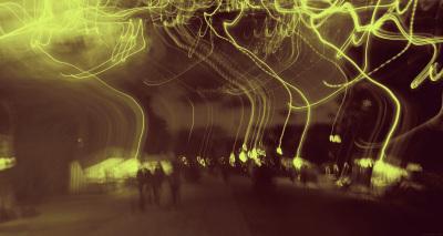 LIGHTS  GO  WALKING