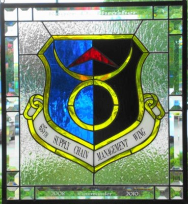 635TH Supply Chain Management Wing