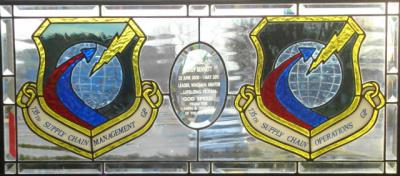 735TH Air Force Logo