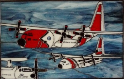 Coast Guard C-130