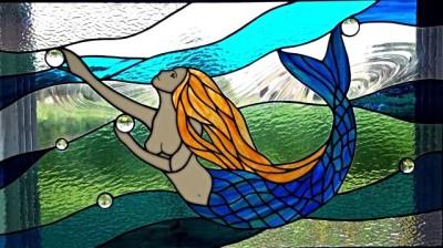 Mermaid With Jewels