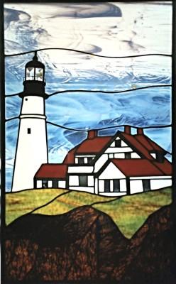 Lighthouse Portland Head
