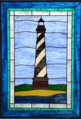 Lighthouse Cape Hattreas