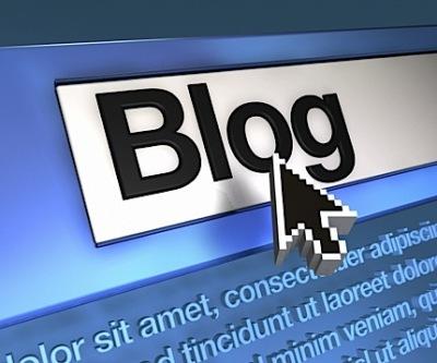 Criamos seu Blog
