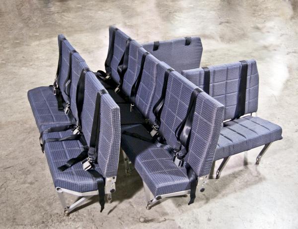 Rotorcraft Seating