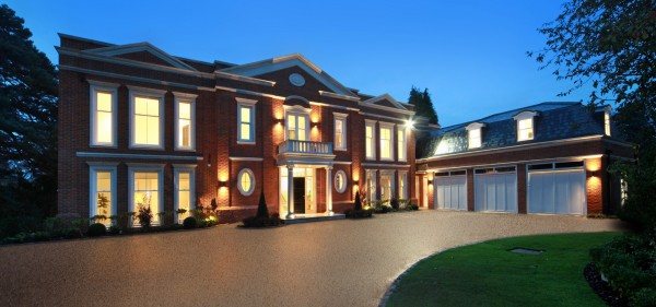 Luxury New Homes in England