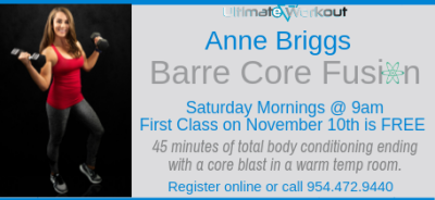 Barre Core Fusion