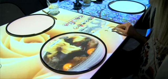 Επιχειρηματικές ιδέες: Εστιατόριο με εικονικό μενού!