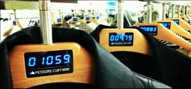 Επιχειρηματικές ιδέες: Εμπορικό κατάστημα ρούχων παρουσιάζει Facebook Likes.