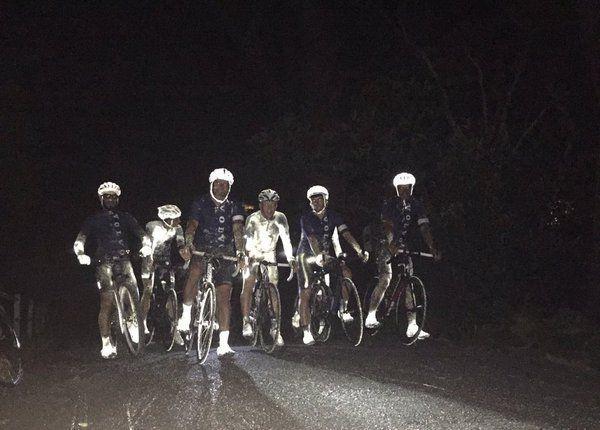 Επιχειρηματικές ιδέες: Αόρατο σπρέι βαφής κάνει τους ποδηλάτες να φαίνονται τη νύκτα!