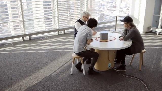 Επιχειρηματικές ιδέες: Τώρα τα τραπέζια συνεδριάσεων ακούν και καταγράφουν!