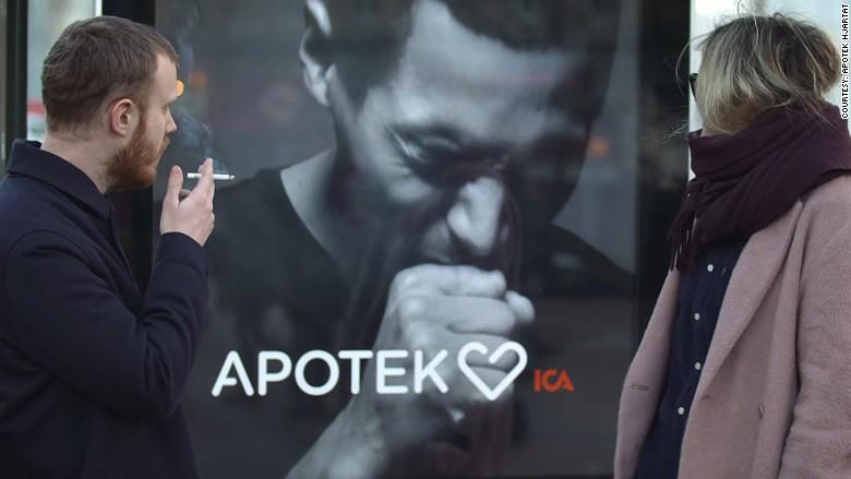 Επιχειρηματικές ιδέες: Η διαφημιστική πινακίδα που βήχει όταν καπνίζεις!