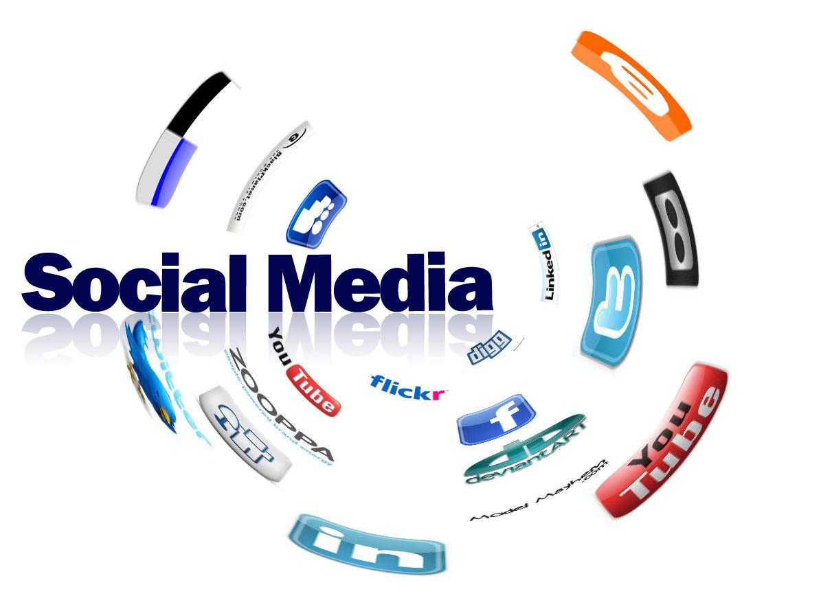 Τα 5 πιο δημοφιλή social media για επιχειρησιακό μάρκετινγκ.