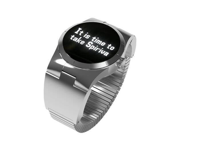 Επιχειρηματικές ιδέες: Smartwatch για ηλικιωμένους παρέχει ασφάλεια.