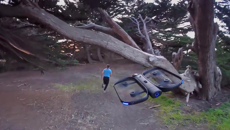 Επιχειρηματικές ιδέες: Μια ιπτάμενη κάμερα που δεν σ' αφήνει απ' τα μάτια της!