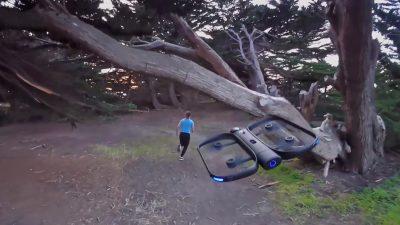 Επιχειρηματικές ιδέες: Μια κάμερα που πετά μόνη της!