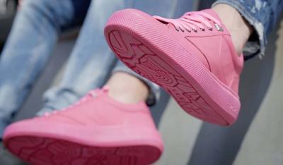 Επιχειρηματικές Ιδέες: Τώρα τα παπούτσια γίνονται από... τσίχλες!