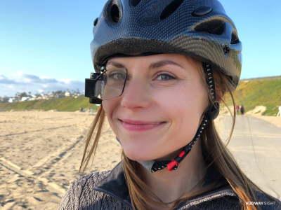 Επιχειρηματικές ιδέες: Τώρα τα ποδηλατικά κράνη έχουν... οθόνη!