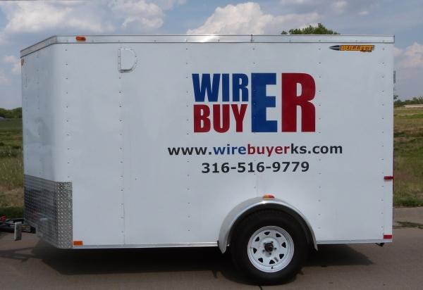 ICT Wire Buyer Trailer