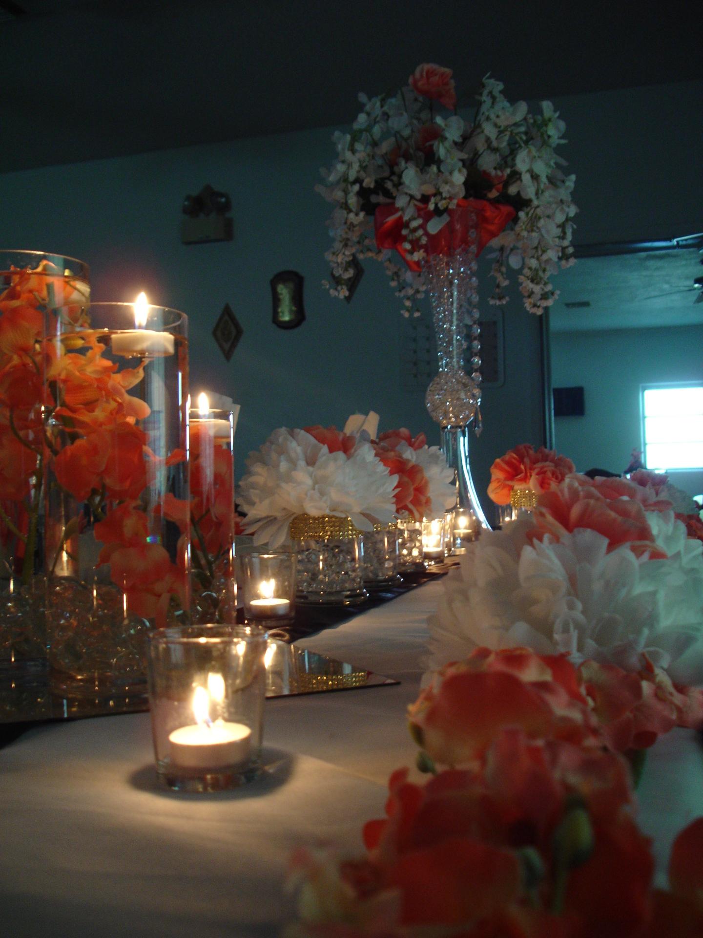 Wedding Sample Table