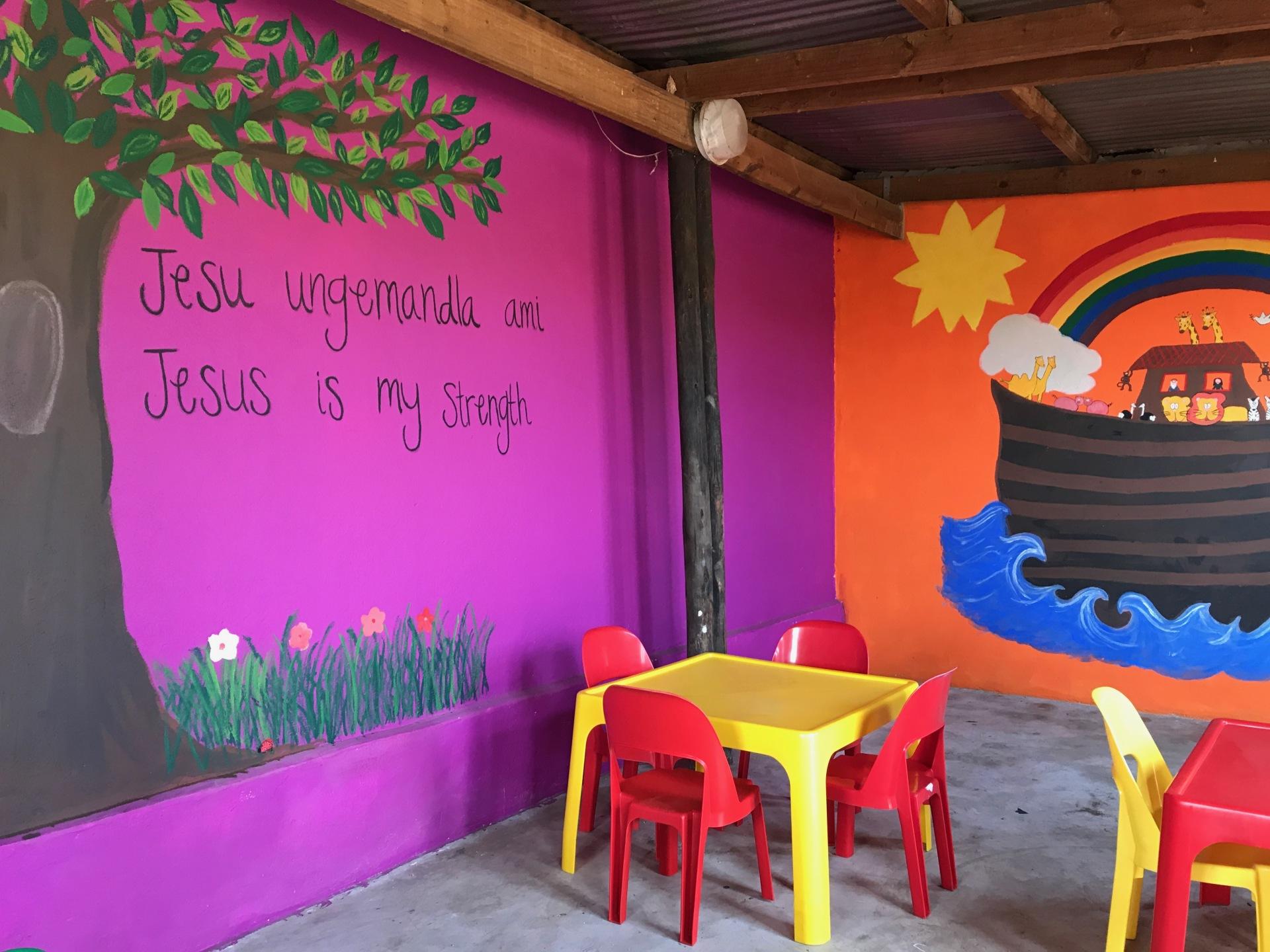 Preschools for Orphans