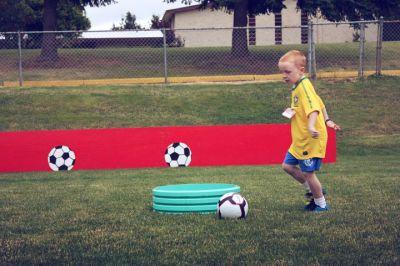 Register for Soccer Camp
