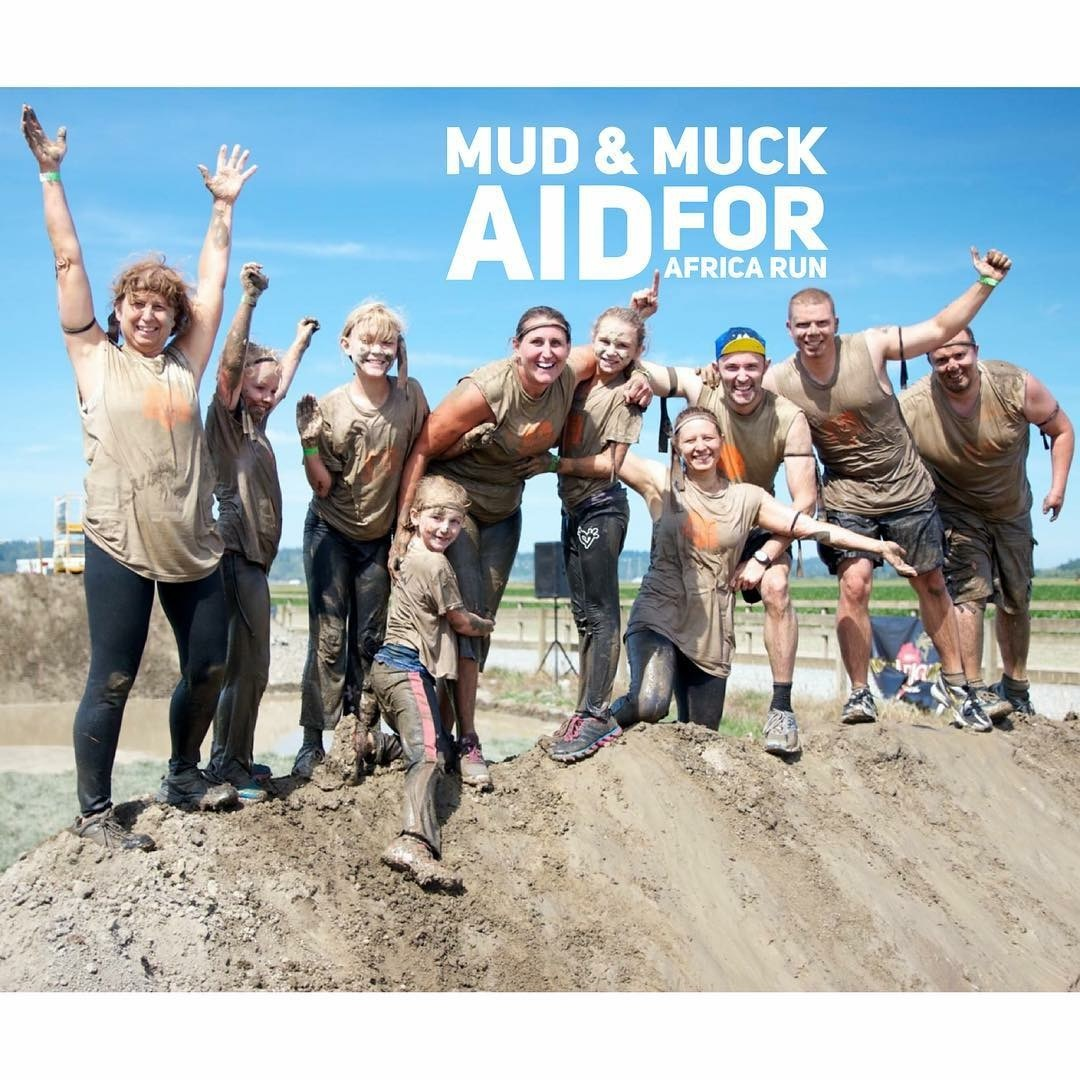 Mud & Muck Aid for Africa Run