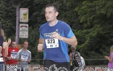 Můj první půlmaraton - Olomouc