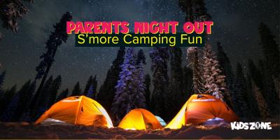 S'more Camping Fun