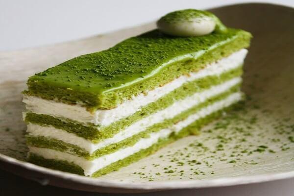 Hướng dẫn chi tiết cách làm bánh mousse trà xanh
