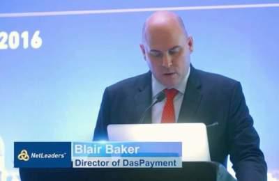 DasPayment, DasCoin, Blair Baker, payment, Forex