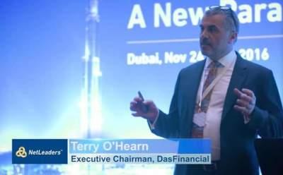 DasFinancial, Terry O'Hearn, finance, Dascoin