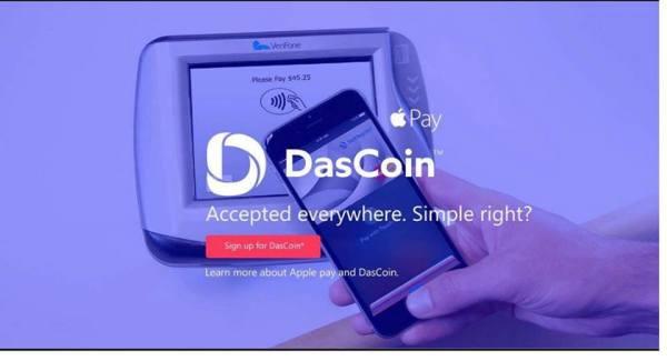 dascoin, bitcoin, cryptocurrency, merchant