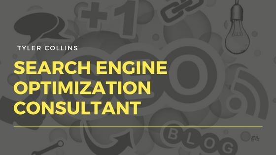 Tyler Collins An Adept Search Engine Optimization Advisor