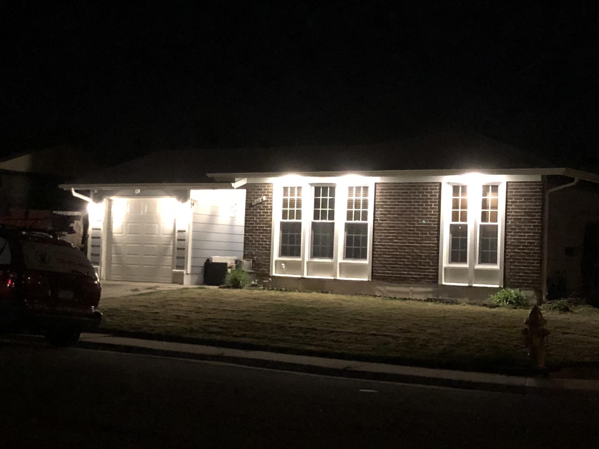HOME OUTDOOR RECESSED LIGHTING
