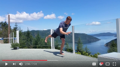 Running Injury Prevention: Foot to Core Stabilization Series