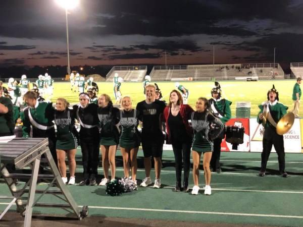 Band & Cheer