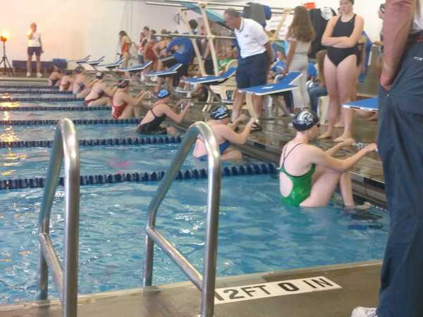 Girls Swim