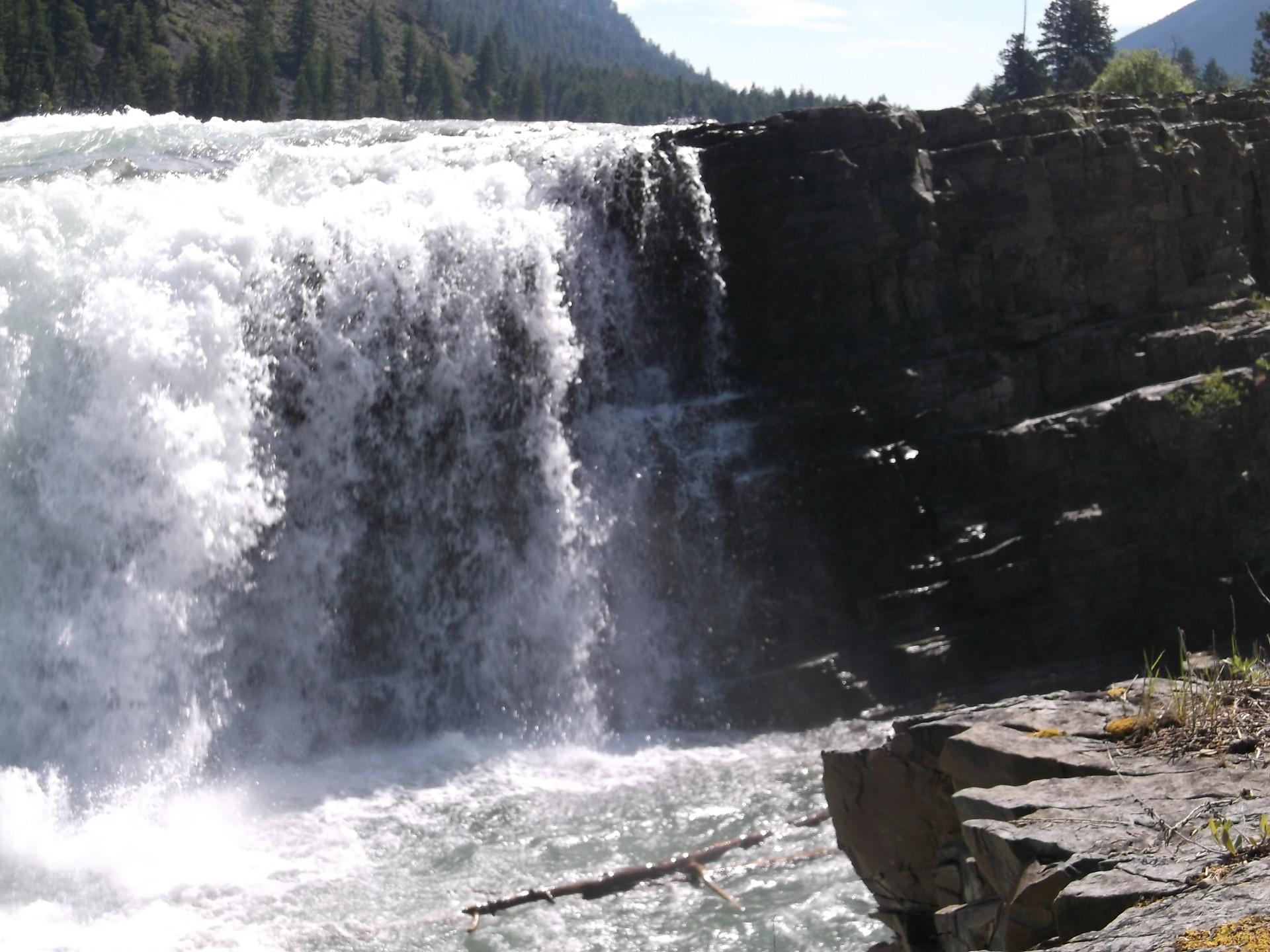 Kootenai Falls, Montana, Freedom, Nature, Love, Truth