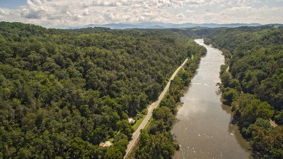 French Broad River Frontage