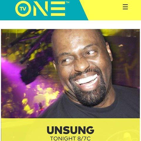 "Chosen Few DJs  on TV One's ""Unsung"""