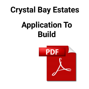 Application to Build - Coming Soon