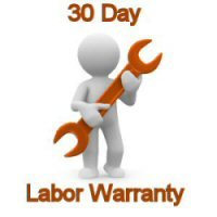 30 day labor warranty