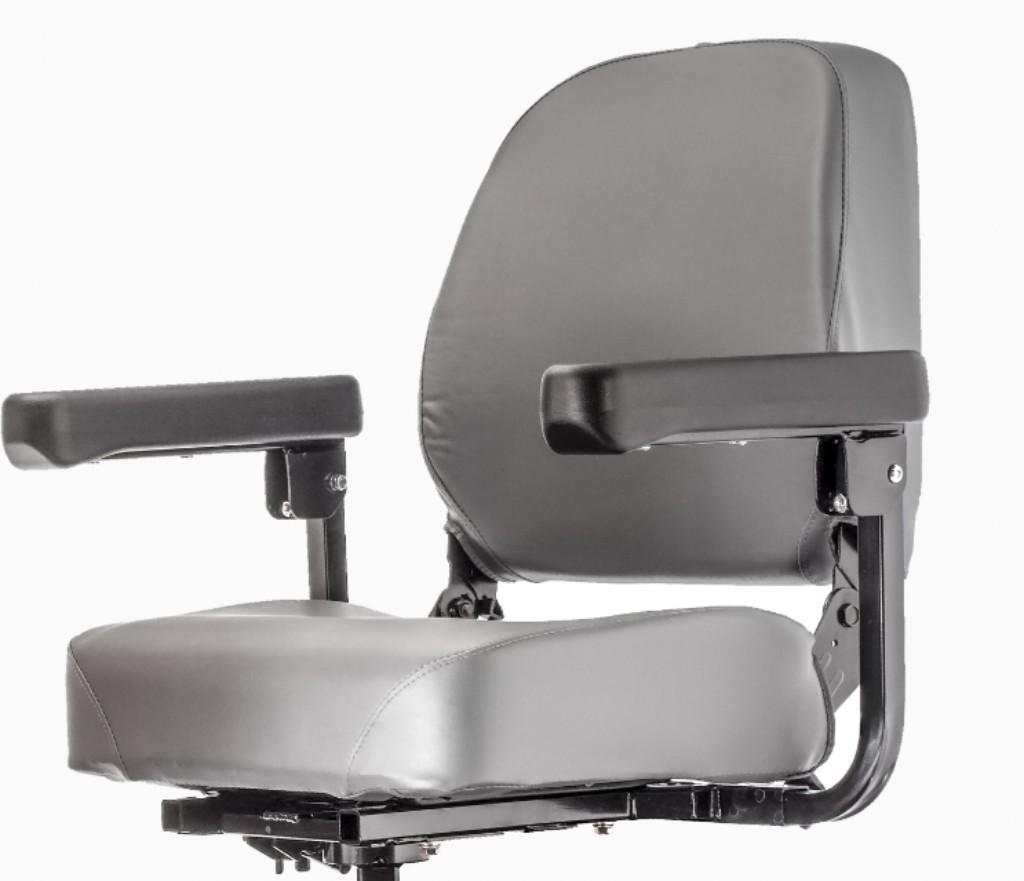 big seat, fish-ion seat