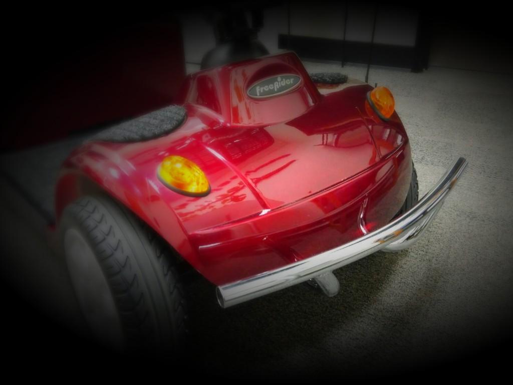 Metal Front Bumper