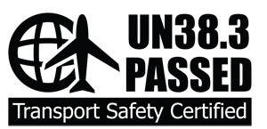 UN 38.3, TSA Approved