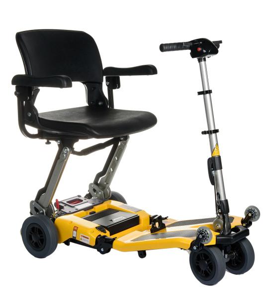 folding scooter, Luggie