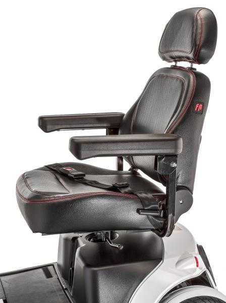 Sporty Captain Chair
