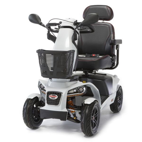 FR1, Sporty mobility scooter, all terrain